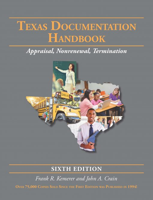 Texas Documentation Handbook cover
