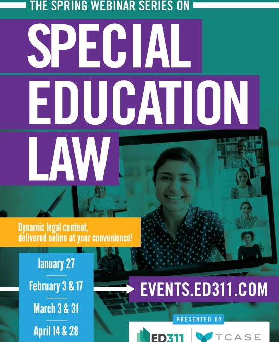 Top Ten Things School Leaders Need to Know About Special Education in 2021
