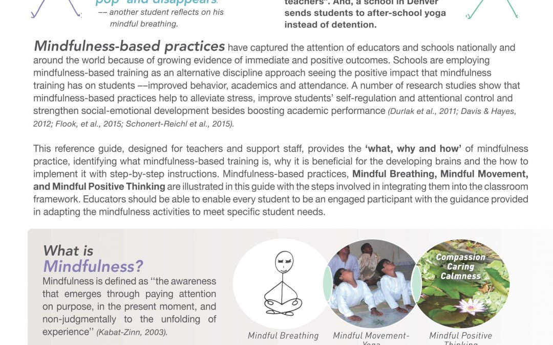 Guidance for Families to Practice Mindfulness in the Era of COVID-19