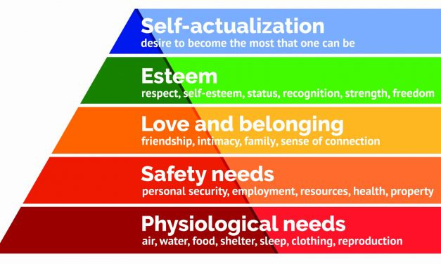 Maslow Trumps Bloom