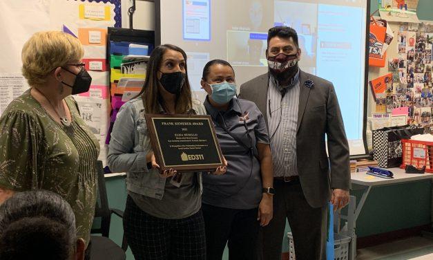 The Frank R. Kemerer Award Recipient: Elisa Murillo